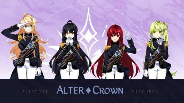 �ؽ�, '���ҵ�' ������ ���� �׷� ��ALTER CROWN' �ҹ��� ����