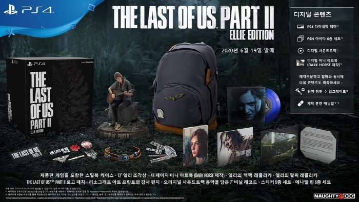 The Last of Us Part2, ��ũ ���� ���� �Ǹ� 18�� ����