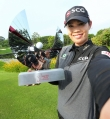 'LPGA 우승' 주타누간, 세계랭킹 21위로 12계단↑…박성현은 20위